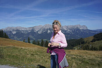Anna accommodation Oberndorf in Tyrol