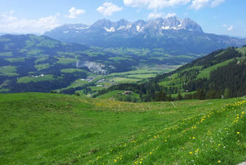 Holiday home Kitzbühel Alps - hiking paradise