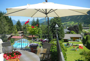 View Kitzbühel Golf Hotel