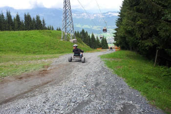Mountaincart am Kitzbüheler Horn, NEU