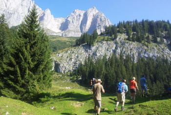 Wilder Kaiser Tanzen Urlaub Workshop