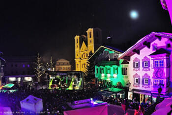 Silvester Party © Werner Krepper – St. Johann in Tirol